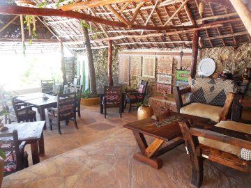 Tansania Sansibar Matlai Boutique Hotel Restaurant Iwanowskis Reisen - afrika.de