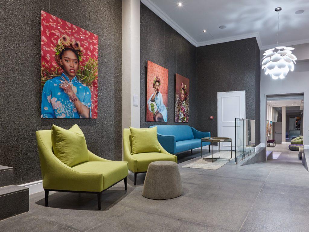 Südafrika Kapstadt Cloud 9 Boutique Hotel Kunst Iwanowskis Reisen - afrika.de