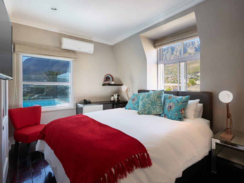 Südafrika Kapstadt Cloud 9 Boutique Hotel Zimmer Iwanowskis Reisen - afrika.de