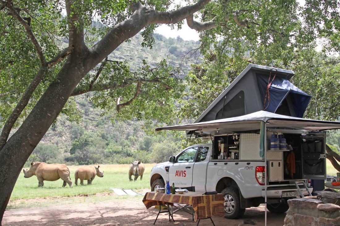 Avis Safari Rental Mietwagen in Südafrika - Iwanowskis Reisen