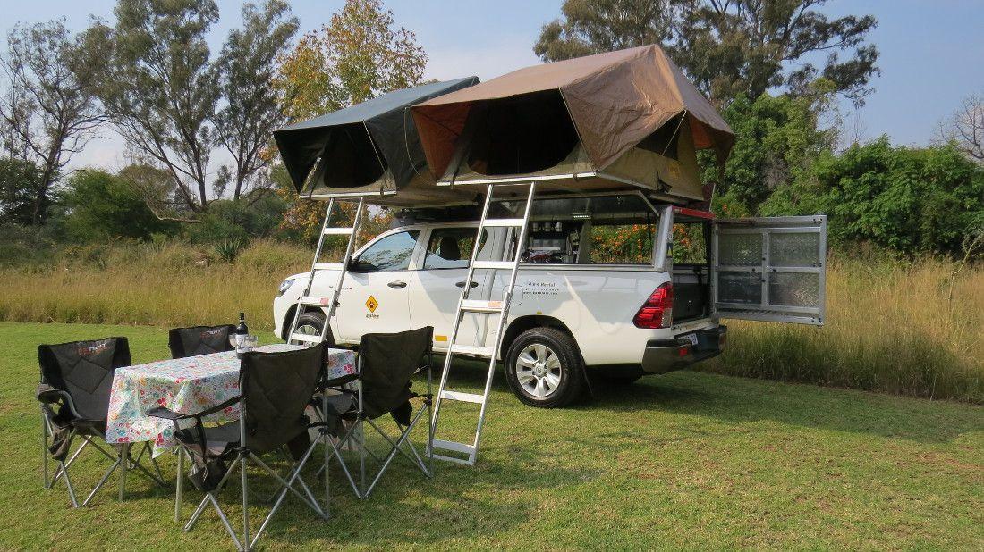 Bushlore Mietwagen in Namibia - Iwanowskis Reisen