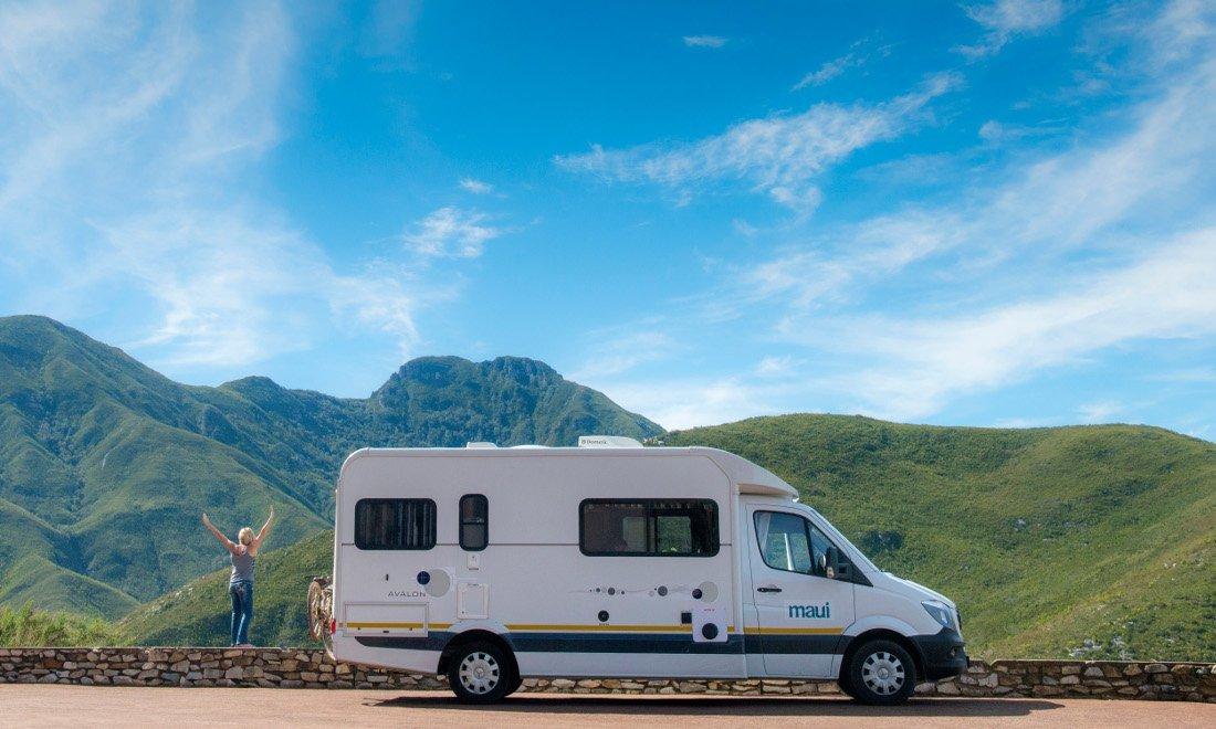 Maui Camper Südafrika - Iwanowskis Reisen