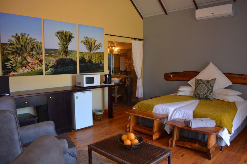 Südafrika Addo Dung Beetle Farm Chalet Iwanowskis Reisen - afrika.de