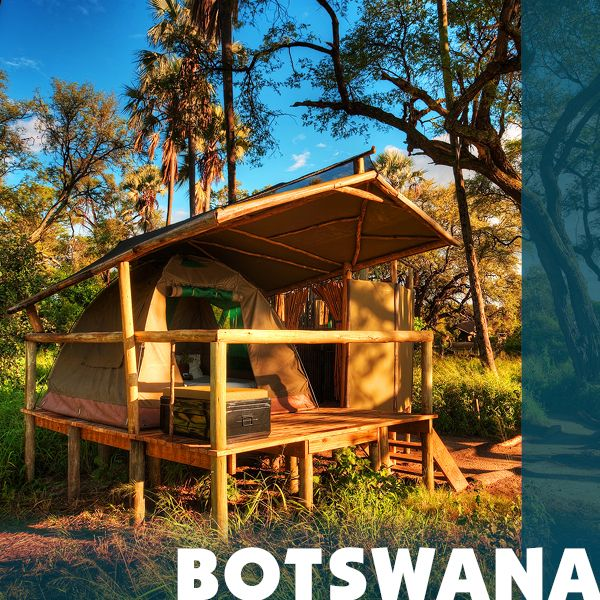 Reiseziel Botswana - Iwanowskis Reisen