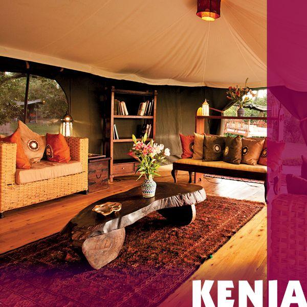 Reiseziel Kenia - Iwanowskis Reisen