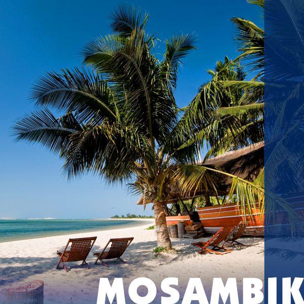 Reiseziel Mosambik - Iwanowskis Reisen