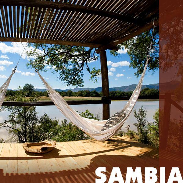 Reiseziel Sambia - Iwanowskis Reisen