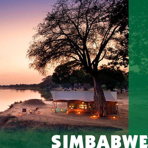 Reiseziel Simbabwe - Iwanowskis Reisen