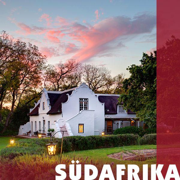 Reiseziel Südafrika - Iwanowskis Reisen