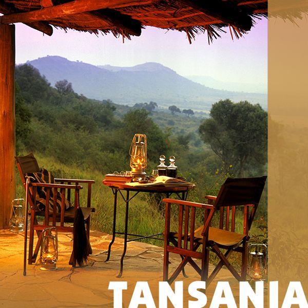 Reiseziel Tansania - Iwanowskis Reisen