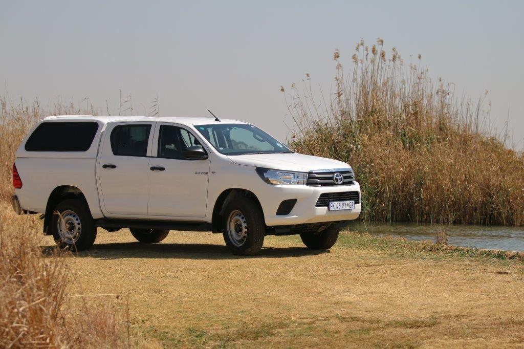 Bidvest Mietwagen Botswana - Iwanowskis Reisen