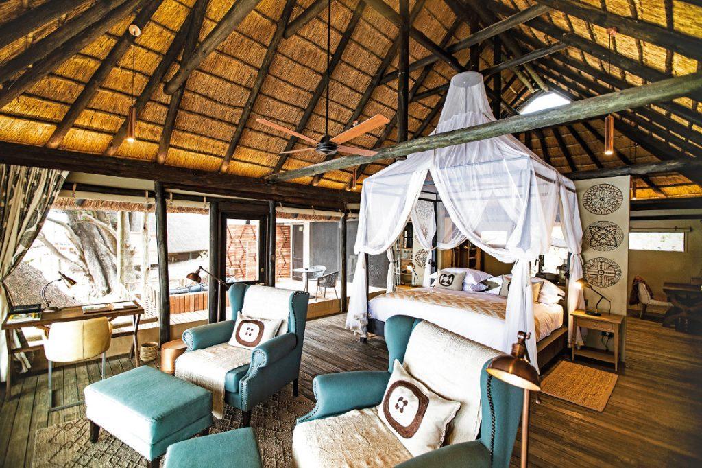 Botswana Linyanti Kings Pool Camp Unterkunft Iwanowskis Reisen - afrika.de