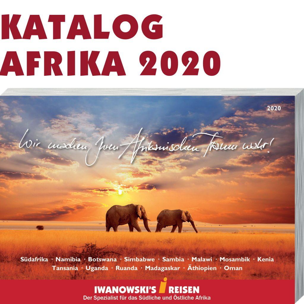 Iwanowski's Reisen Afrika-Katalog 2020