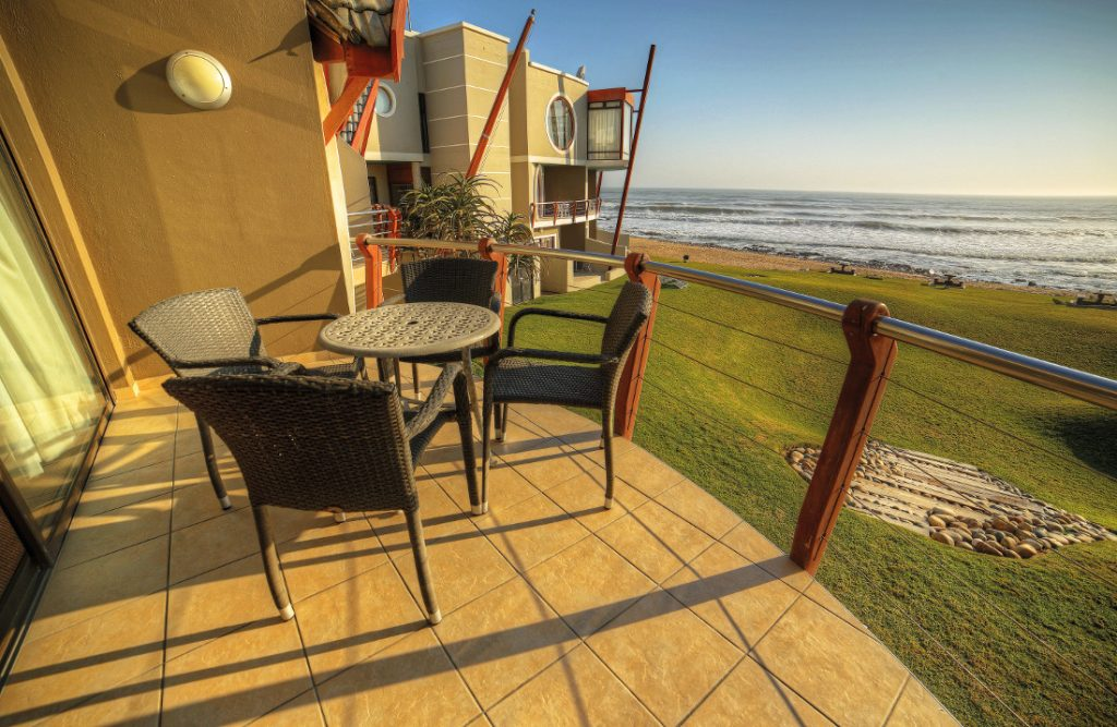 Namibia Swakopmund Beach Lodge Iwanowskis Reisen - afrika.de