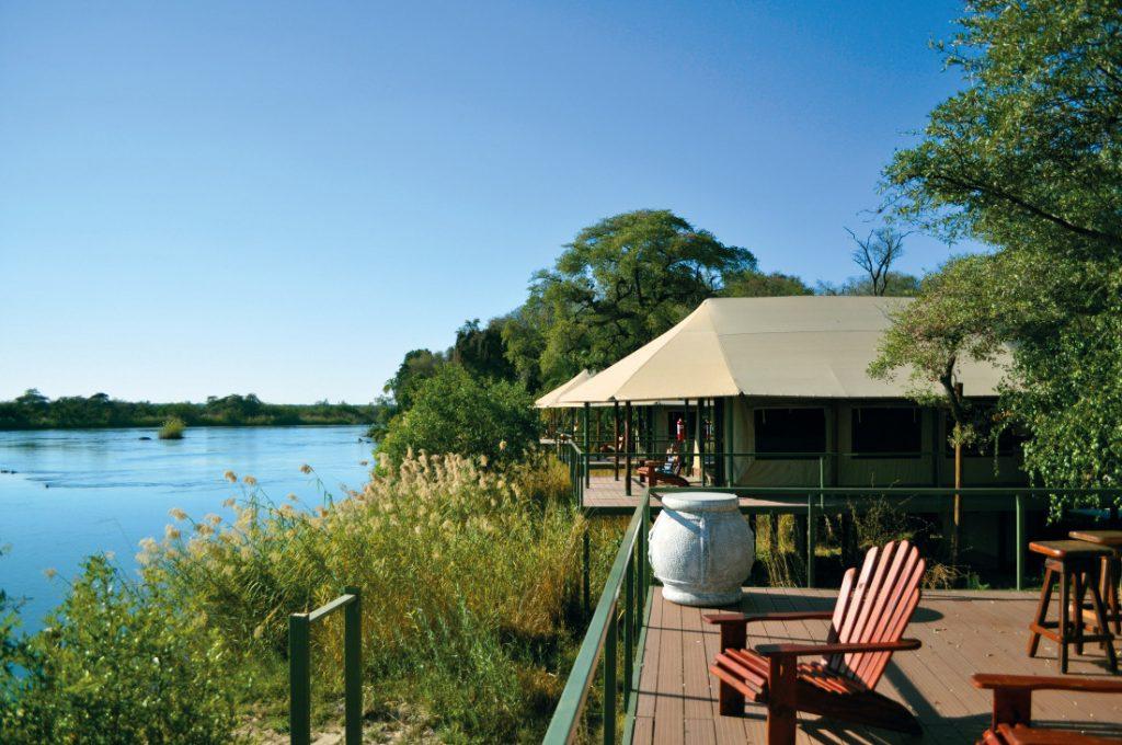 Namibia Divundu Shametu River Lodge Iwanowskis Reisen - afrika.de