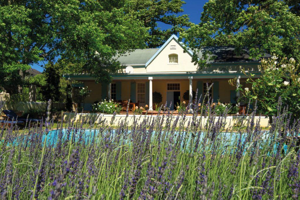 Südafrika Franschhoek Auberge Clermont Iwanowskis Reisen - afrika.de