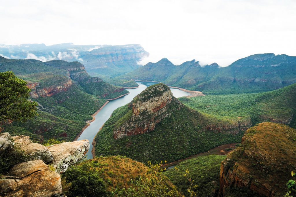 Südafrika Blyde River Canyon Iwanowskis Reisen - afrika.de