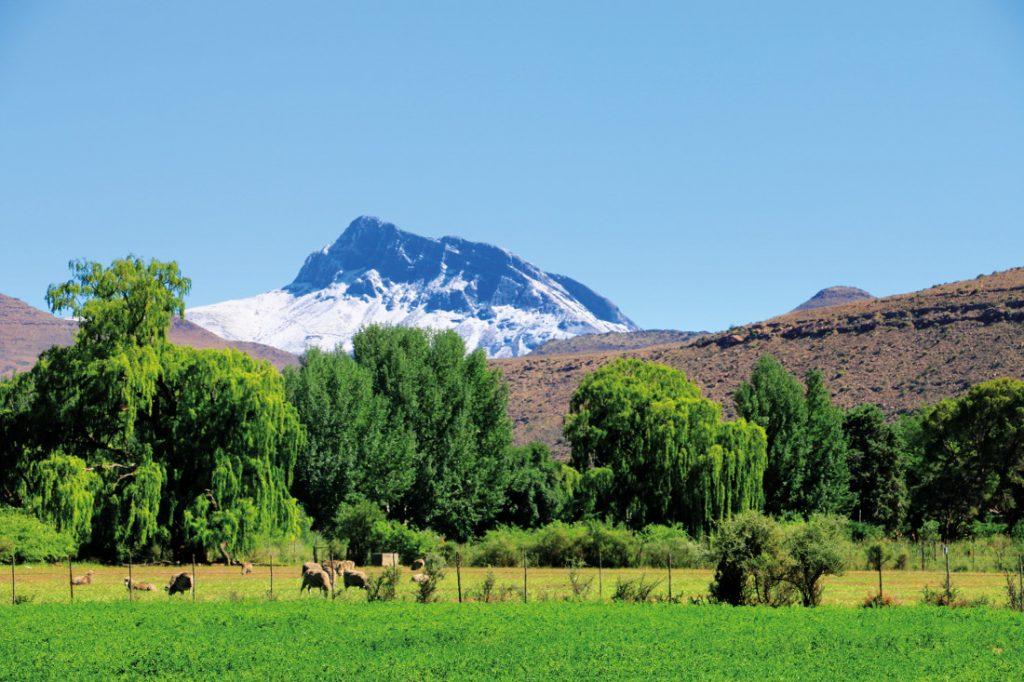 Südafrika Nieu-Bethesda Compassberg Iwanowskis Reisen - afrika.de