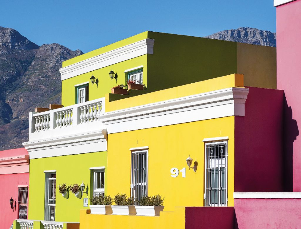 Südafrika Kapstadt Bokaap Viertel Iwanowskis Reisen - afrika.de