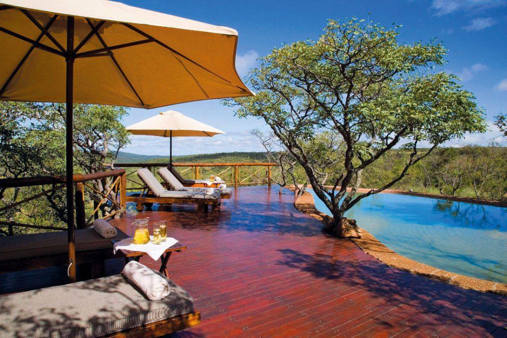 Südafrika Welgevonden Game Reserve Nungubane Safari Lodge Iwanowskis Reisen - afrika.de