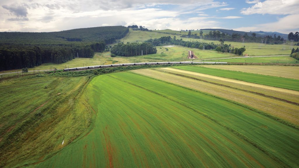Südafrika Shongololo Express Fahrt Durban Hills Iwanowskis Reisen - afrika.de