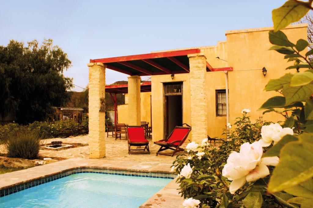 Südafrika Nieu-Bethesda The Ibis Lounge Iwanowskis Reisen - afrika.de