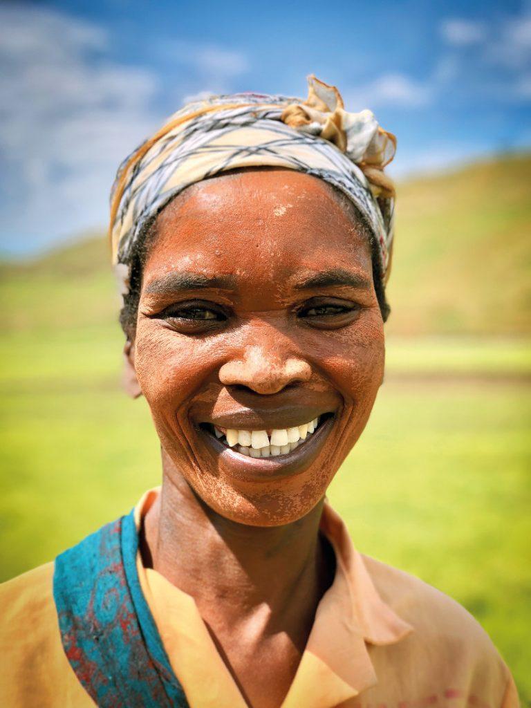 Südafrika Südafrikanerin Iwanowskis Reisen - afrika.de