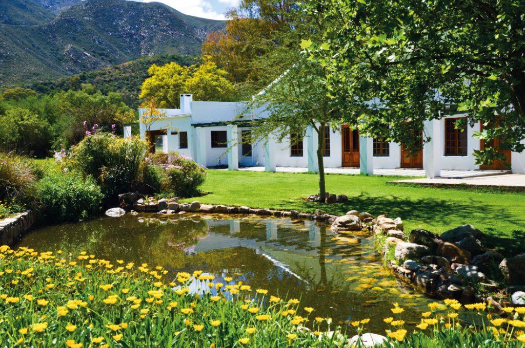 Südafrika Baviaanskloof Valley Zandvlakte Farm Iwanowskis Reisen - afrika.de