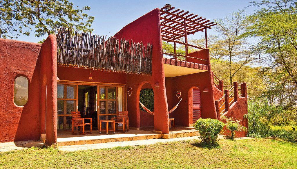 Kenia Amobseli NP Serena Safari Lodge Iwanowskis Reisen - afrika.de