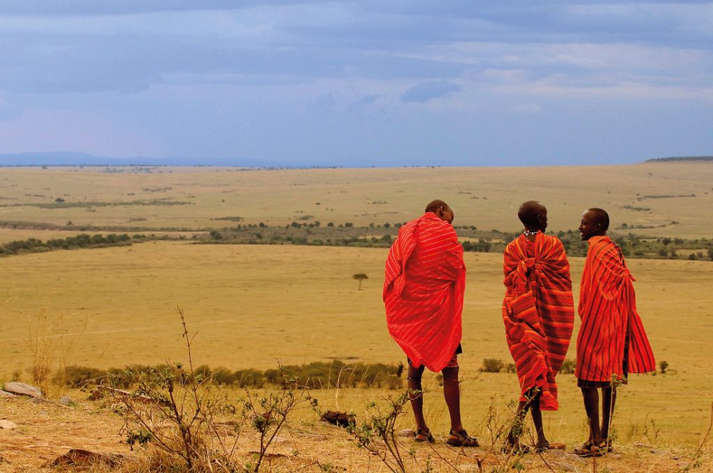 Kenia Masai Mara Ilkeliani Camp Safariguides Iwanowskis Reisen - afrika.de