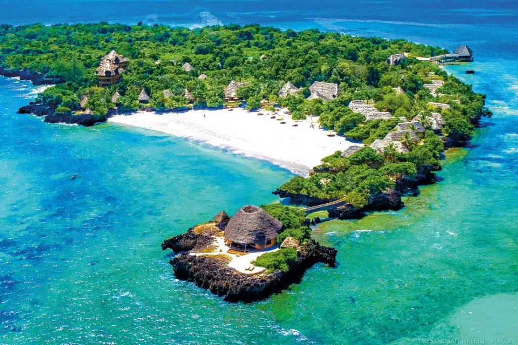 Kenia Mombasa Diani Beach The Sands at Chale Island Iwanowskis Reisen - afrika.de