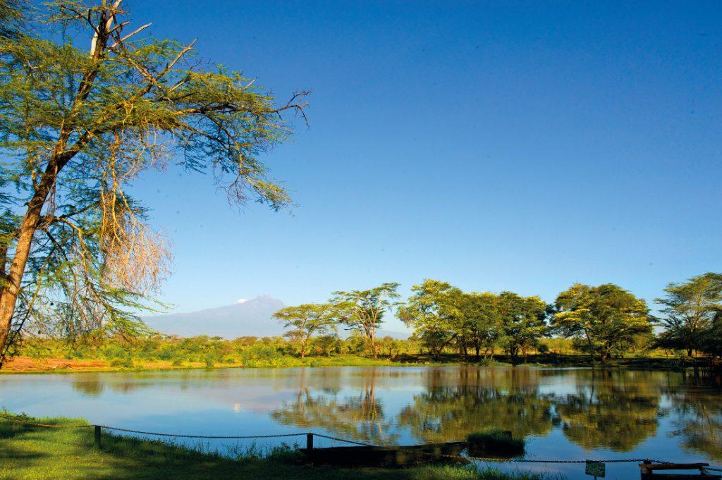 Kenia Tsavo West NP Iwanowskis Reisen - afrika.de