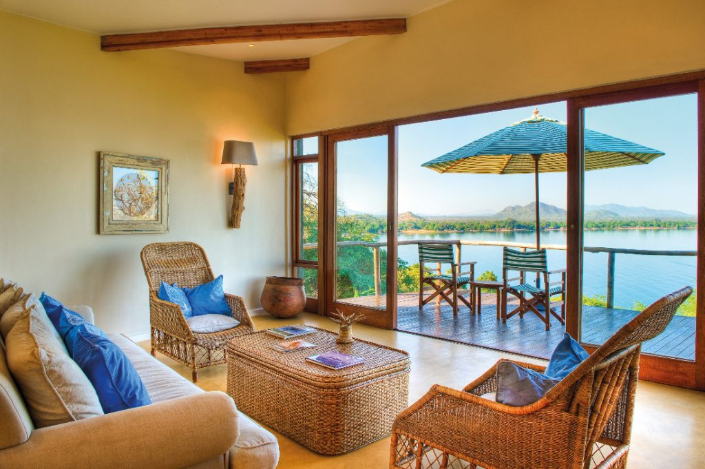 Malawi Lake Malawi Pumulani Zimmer Iwanowskis Reisen - afrika.de