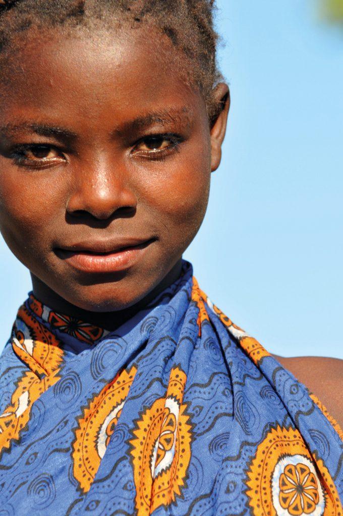 Mosambik Pretty Girl Iwanowskis Reisen - afrika.de