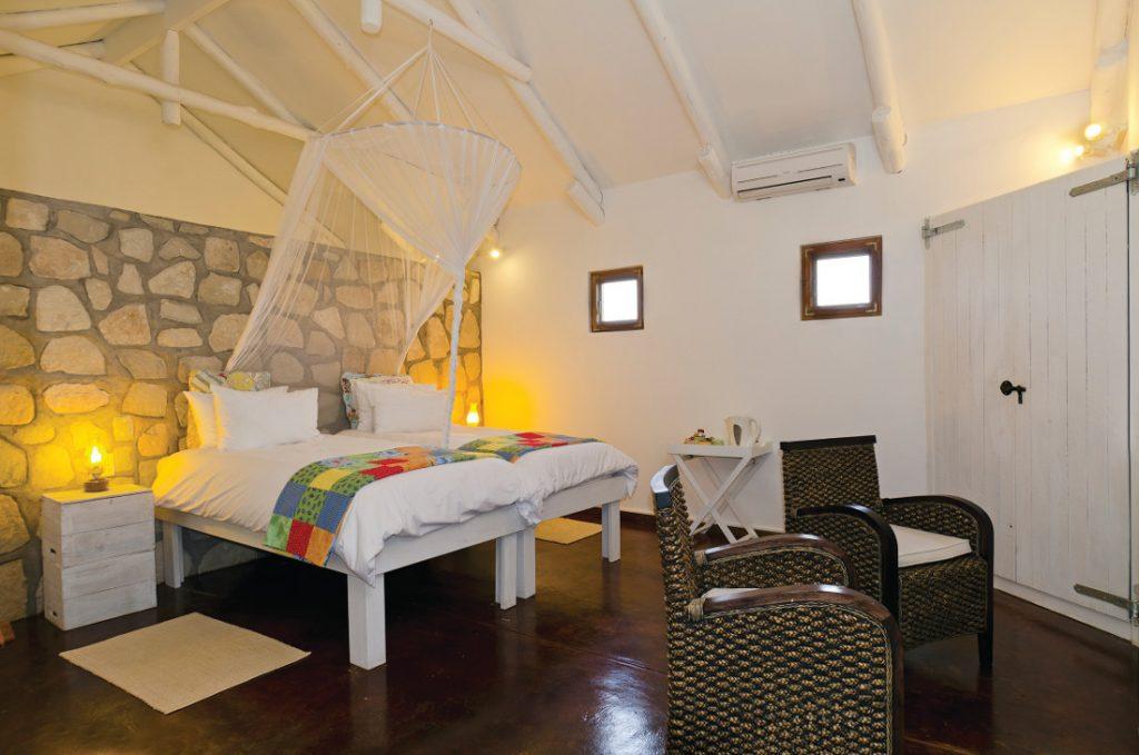 Namibia Mariental Kalahari Farmhouse Zimmer Iwanowskis Reisen - afrika.de