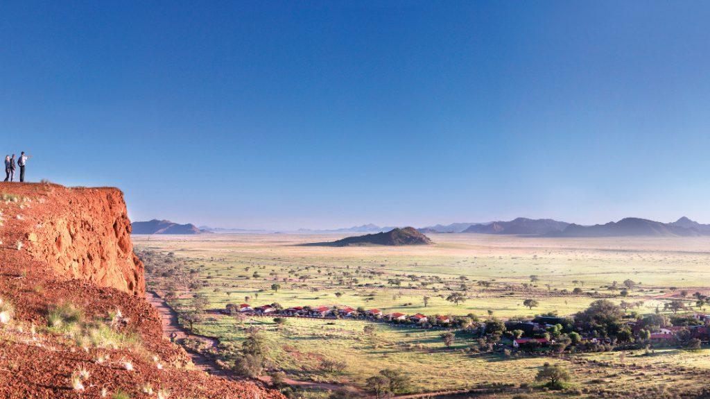 Namibia Namib Desert Lodge Iwanwoskis Reisen - afrika.de