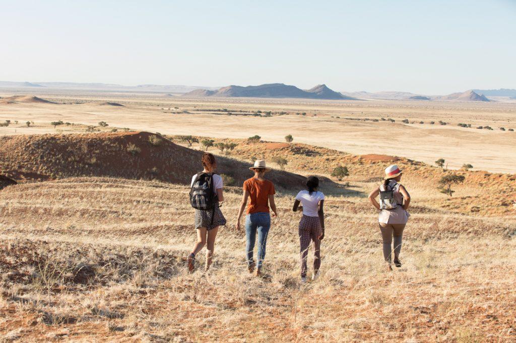 Namibia Namib Desert Lodge Wanderung Iwanwoskis Reisen - afrika.de