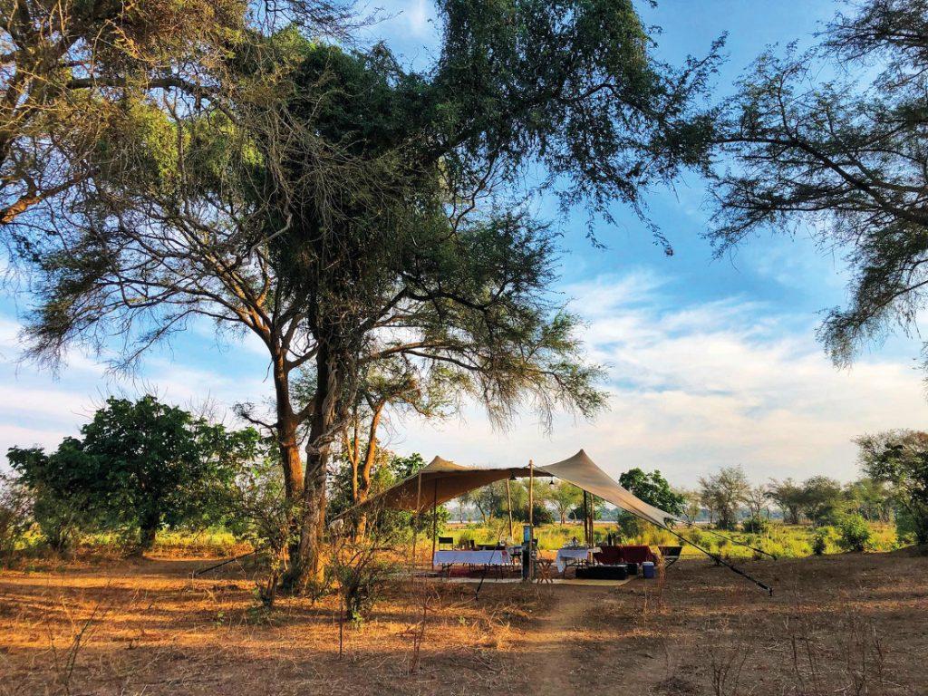 Sambia Lower Zambezi NP Chula Camp Iwanowskis Reisen - afrika.de