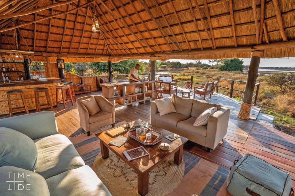 Sambia South Luangwa NP Kakuli Camp Iwanowskis Reisen - afrika.de