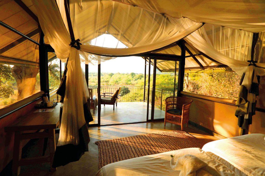 Simbabwe Mana Pools NP Kavinga Safari Camp Iwanowskis Reisen - afrika.de