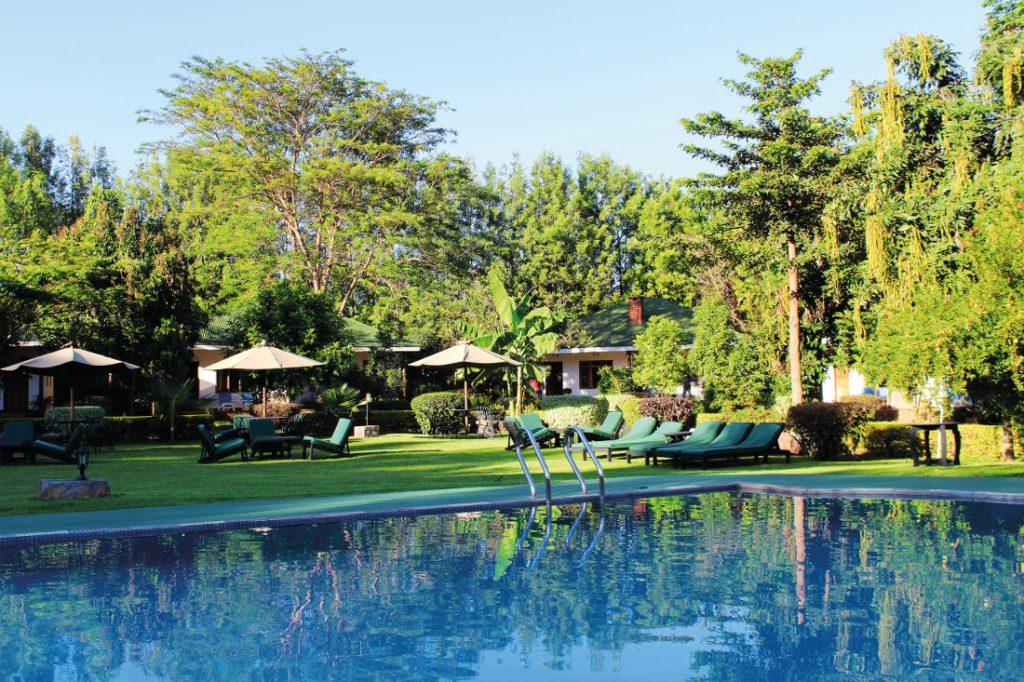 Tansania Lake Manyara NP Country Lodge Karatu Iwanowskis Reisen - afrika.de