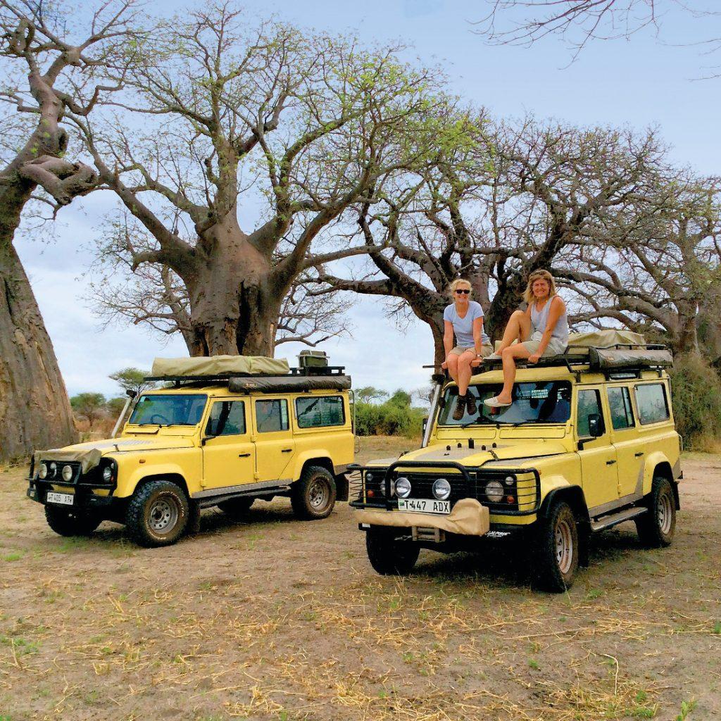 Tansania Selbstfahrertour 4x4 Fahrzeuge Iwanowskis Reisen - afrika.de