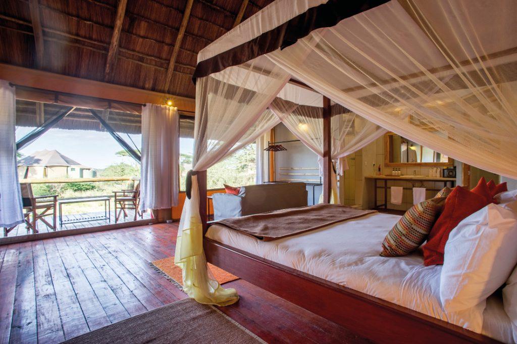 Tansania Serengeti Lake Masek Tented Camp Unterkunft Iwanowskis Reisen - afrika.de