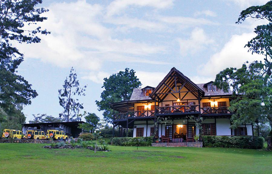 Tansania Arusha Twiga Lodge Iwanowskis Reisen - afrika.de