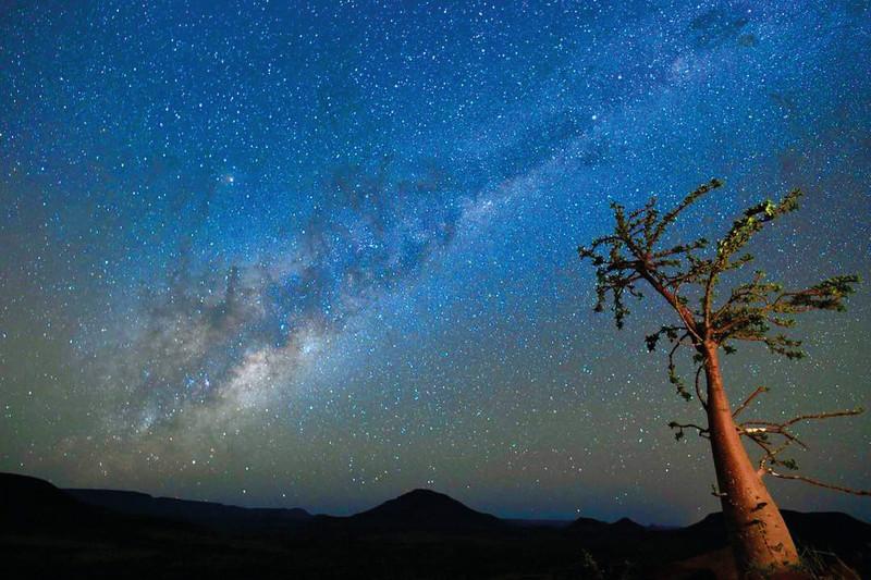 Namibia Grootberg Etendeka Mountain Trail Wanderung Sternenhimmel Iwanowskis Reisen - afrika.de