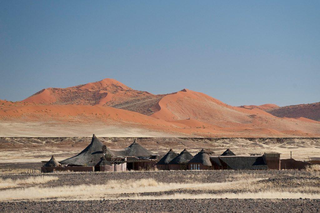 Namibia Sossusvlei Kulala Desert Lodge Iwanowskis Reisen - afrika.de
