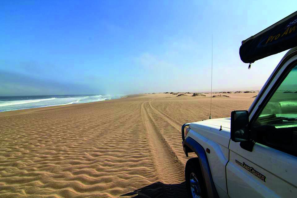 Namibia Sklettküste Atlantikküste Iwanowskis Reisen - afrika.de