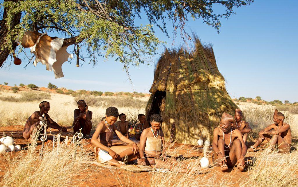 Namibia Kalahari Bagatelle Game Ranch Ausflug San Iwanowskis Reisen - afrika.de