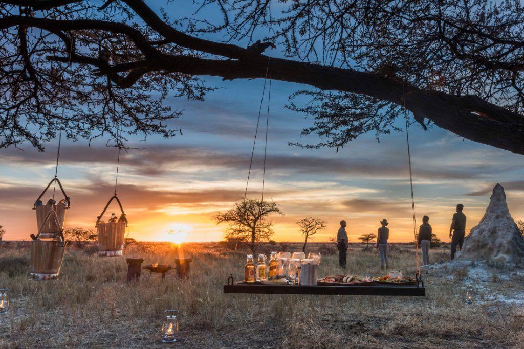 Namibia Etosha Onguma Game Reserve Sundownerfahrt Iwanowskis Reisen - afrika.de