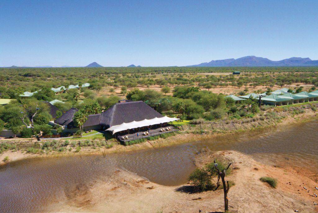 Namibia Erindi Game Reserve Old Traders Lodge Iwanowskis Reisen - afrika.de